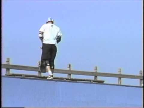 Tony Hawk and Ray Underhill at Mt. Trashmore