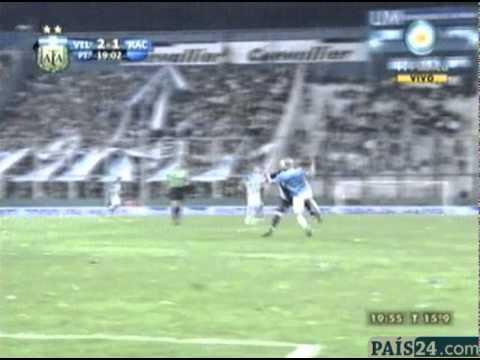 Vélez Sarsfield 2 - 1 Racing (Clausura  2011)