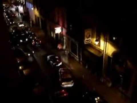 Une nuit comme les autres rue duquesnoy à Bruxelles