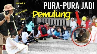Video Social Experiment - Nyamar jadi PEMULUNG TERNYATA isi karungnya IPHONE LAPTOP ASUS DLL MP3, 3GP, MP4, WEBM, AVI, FLV Oktober 2018
