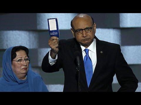 ΗΠΑ: Κατακραυγή για το ατόπημα Τραμπ-Τι απαντούν οι γονείς του νεκρού μουσουλμάνου στρατιώτη
