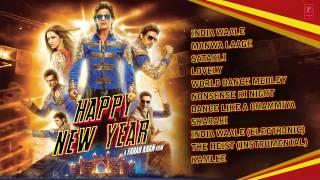 Happy New Year - Full Audio Songs JUKEBOX - Shah Rukh Khan - Deepika Padukone full download video download mp3 download music download