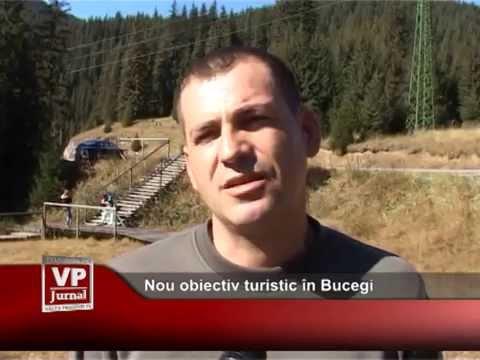 Nou obiectiv turistic în Bucegi
