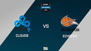 C9 vs Echo Fox, game 1