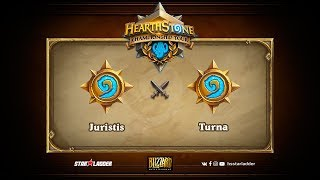 Juristis vs Turna, game 1