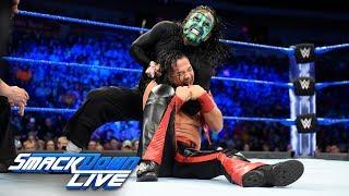 Nonton Jeff Hardy Vs  Shinsuke Nakamura   United States Championship Match  Smackdown Live  July 17  2018 Film Subtitle Indonesia Streaming Movie Download