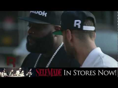 0 Celebrity Feet: Swizz Beatz, Rick Ross, & John Wall @ Reebok Back Video Shoot