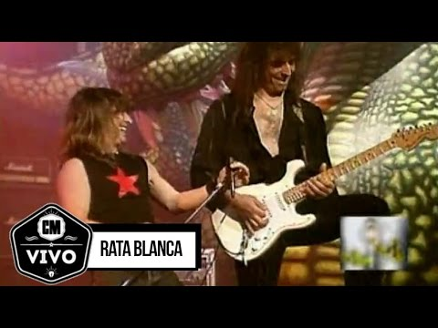 Rata Blanca video CM Vivo 2003 - Show Completo