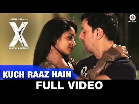 Kuch Raaz Hain - Full Video   X: Past is Present   Radhika Apte, Huma Qureshi & Rajat Kapoor