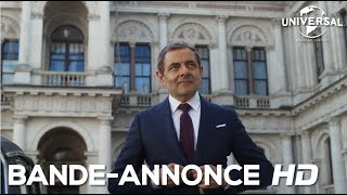 Johnny English contre-attaque - Bande annonce