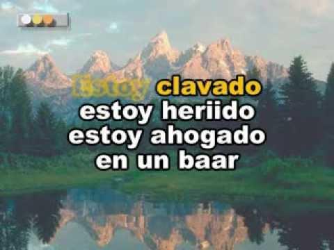 Clavado En Un Bar - Mana KARAOKE