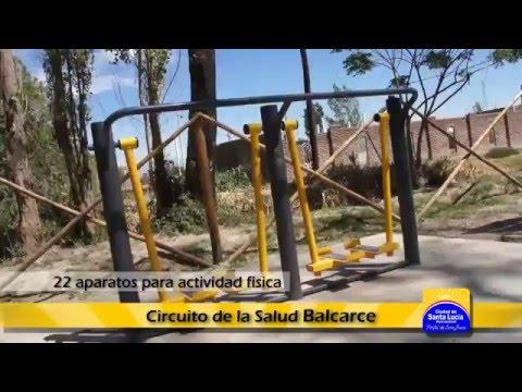 CIRCUITO DE LA SALUD BALCARCE