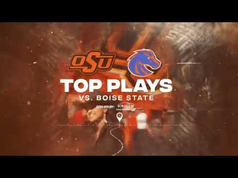 Cowboy Football: Top Plays vs. Boise State
