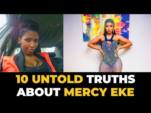 Mercy Eke - 10 Quick Facts About The Big Brother Naija Reality TV Winner