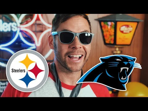 Dad Reacts to Steelers v Panthers (Week 10)