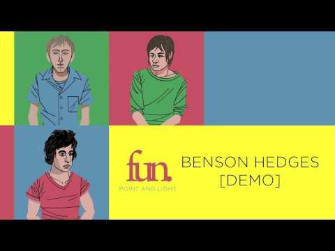 fun. - Benson Hedges [Demo]