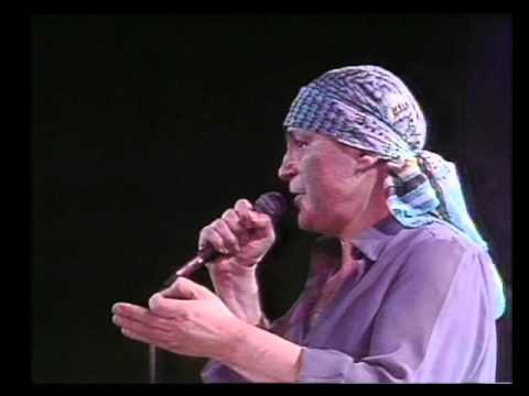 Leonardo Favio video Hoy la vi - Gran Rex 1999