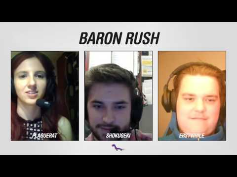 Baron Rush Ep. 3 - Pogovorna oddaja o League of Legends