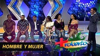"""Hombre y Mujer """"El Deseo"""" Mas Roberto"""