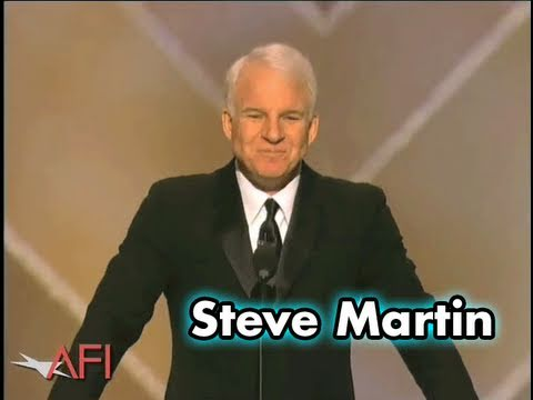 Steve Martin Tribute to Tom Hanks