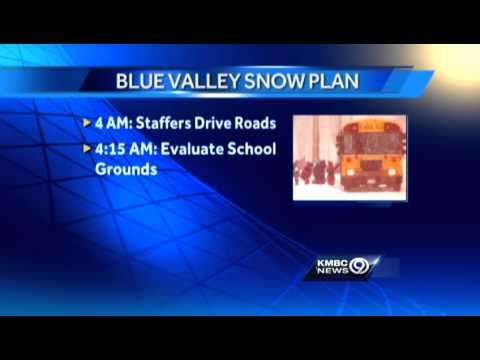 Winter weather leaves schools with tough closing call