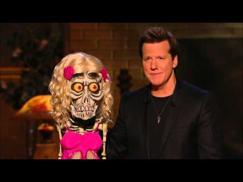 Achmed The Dead Terrorist Preview from Minding the Monsters  | JEFF DUNHAM
