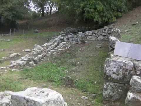 vetulonia - alla scoperta degli etruschi
