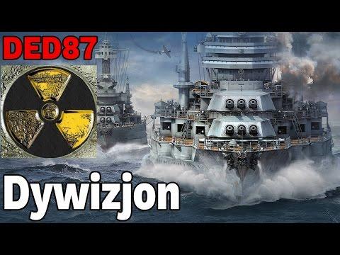 Grzechu40 w dywizjonie #5  - World of Warships