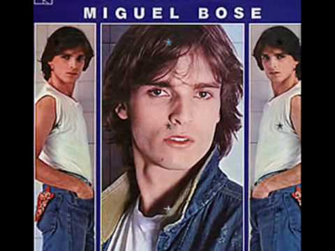 Miguel Bosé Snack Bar