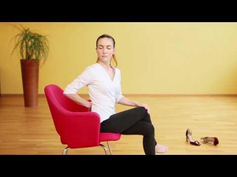 Yoga am Arbeitsplatz - Teil 1