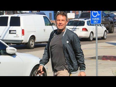 EXCLUSIVE - Ben Affleck Leaves Outpatient Rehab Amid Latest Divorce Drama