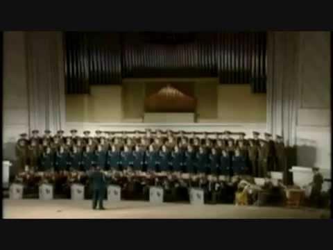 كانو ياحبيبي الاصلية /الجيش الروسي/ الموسيقار اندريه ريو/ فيروز /جميعاً في مونتاج واحد
