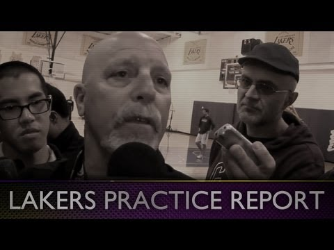 Lakers Athletic Trainer Gary Vitti Says Kobe Out 6-9 Months With Severe Achilles Injury