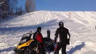 8. 2013 ski-doo summit sp e-tec 800r 154