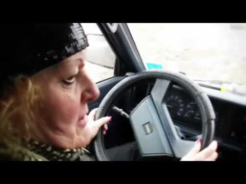 Pani Barbara - Ostra jazda - www.baska.tivi.pl