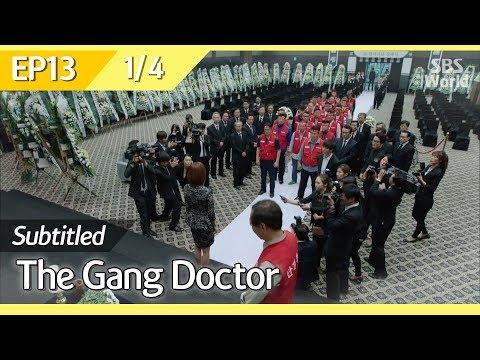 [CC/FULL] The Gang Doctor(Yong-pal) EP13 (1/4) | 용팔이