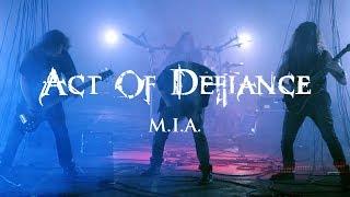 Act of Defiance anuncia nuevo álbum para Septiembre
