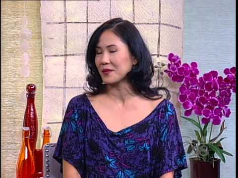 Fil-Am Musical Theater Actress Deedee Magno Hall (видео)