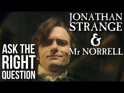 How Susanna Clarke starts Jonathan Strange & Mr Norrell: Big questions (video essay)