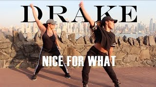 Drake Nice For What Dance Fitness | MsAriella89