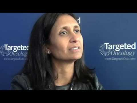 Dr. Patel on Cediranib Versus Olaparib in Recurrent Platinum-Sensitive Ovarian Cancer