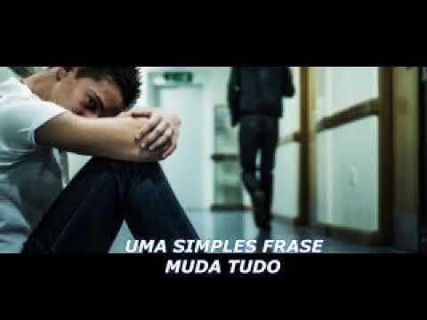 Frases lindas - UMA SIMPLES FRASE MUDA TUDO ( REFLEXÃO DE VIDA )
