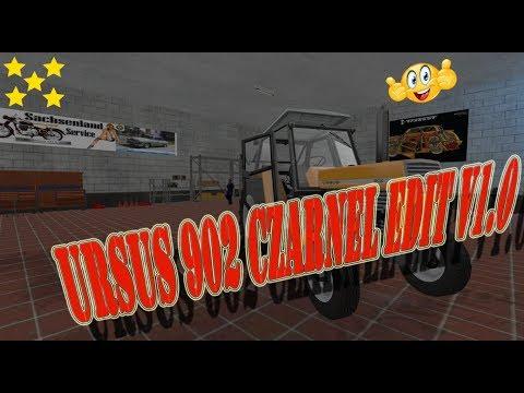 Ursus 902 Czarnel Edit v1.0