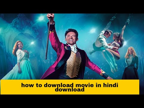 The great showman full movie in Hindi download HD