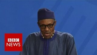 Nigerian President: My wife belongs to my kitchen