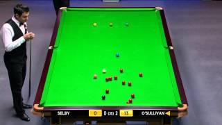 Snooker 2014 W.C.Selby V  O'Sullivan (3) [HD]