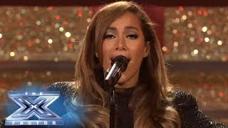 """Finale: Leona Lewis Returns to Perform """"One More Sleep"""" - THE X FACTOR USA 2013"""
