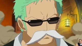 One Piece Episode 631 ワンピース Rant/Review -- The Mera Mera Fruit Prize&Dressrosa Coliseum