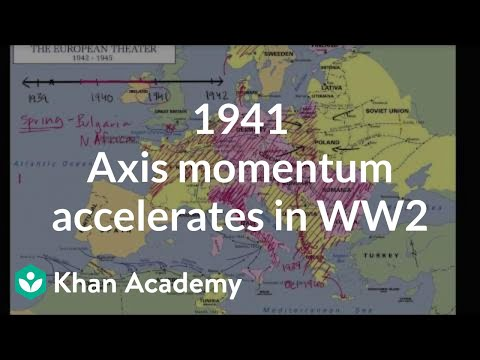 1941 axis momentum accelerates in ww2 video khan academy