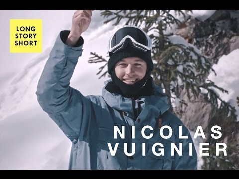 "Nicolas Vuignier ""Filmer le Ski autrement"" - Orange"